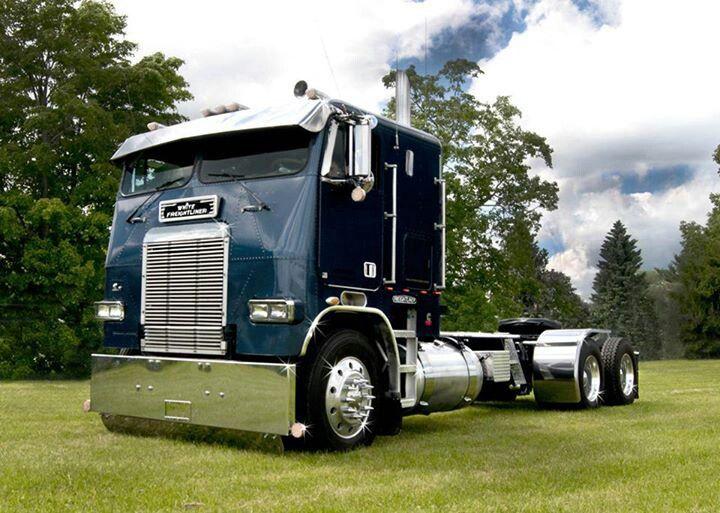 Freightliner   Big rigs   Pinterest   Trucks, Love and ...