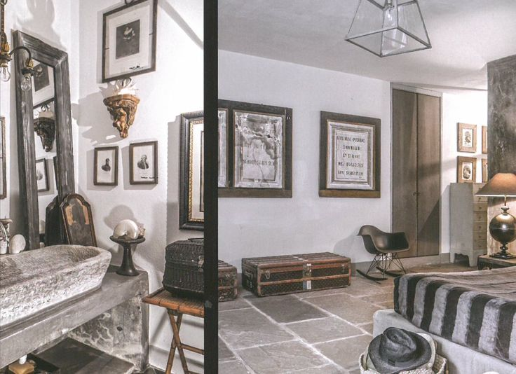 #monicadamonte pubblicato quinmagazine bedrooms and bathrooms louis vuitton trunks