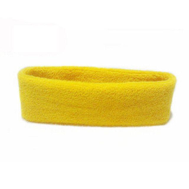 Hot Fashion Women Men Sweat Sweatband Headband