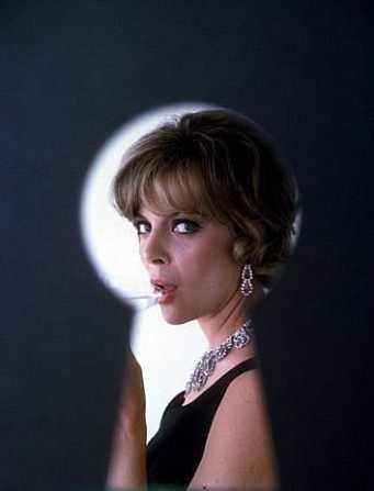 Mission Impossible: Barbara Bain as Cinnamon Carter