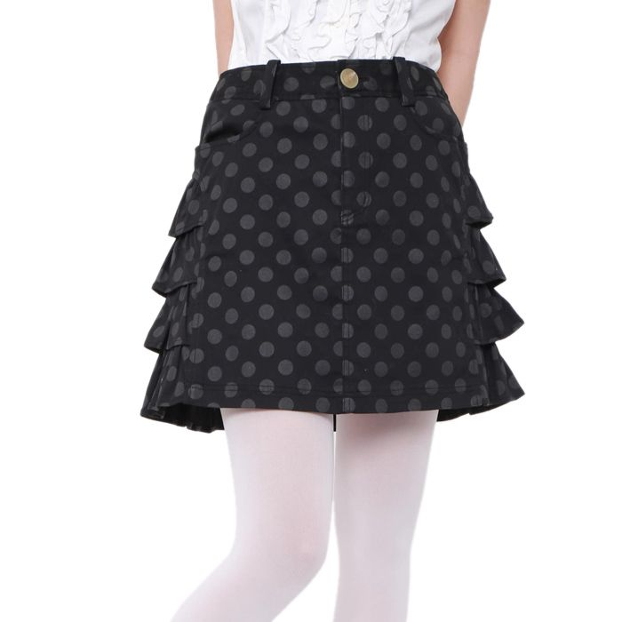 Worldwide shipping available ♪ ドット柄サイドフリルスカート Emily Temple cute https://www.wunderwelt.jp/en/products/w-02213  IOS application ☆ Alice Holic ☆ release Japanese: https://aliceholic.com/ English: http://en.aliceholic.com/