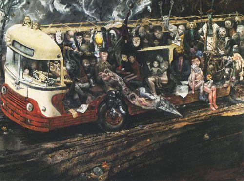 Bronisław Linke – Autobus