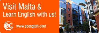 English languages courses Malta