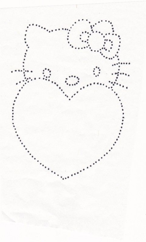 Hello Kitty | Hello Kitty | glittermotifs