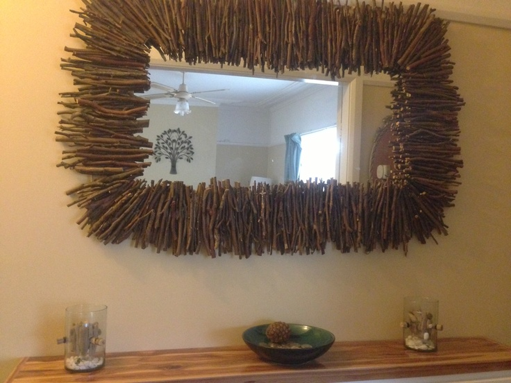 mirror  we made