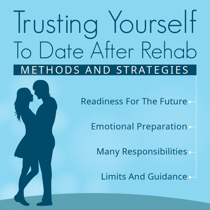 dating after alcohol recovery Recovery is a time for self-care and reflection, establishing structure and controlling urges most weeks, saturday nights are spent at 12 step meetings.