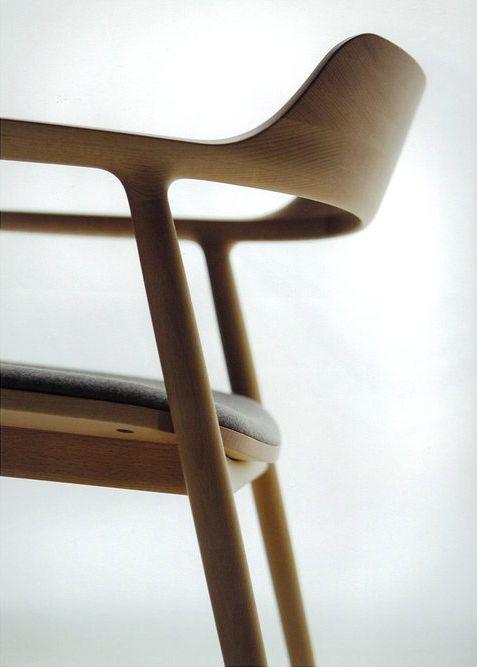 Hiroshima chair, by Naoto Fukasawa