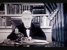 Franklin Delano Roosevelt announced the plan for a bill of social and economic rights in the State of the Union address broadcast on January 11, 1944.