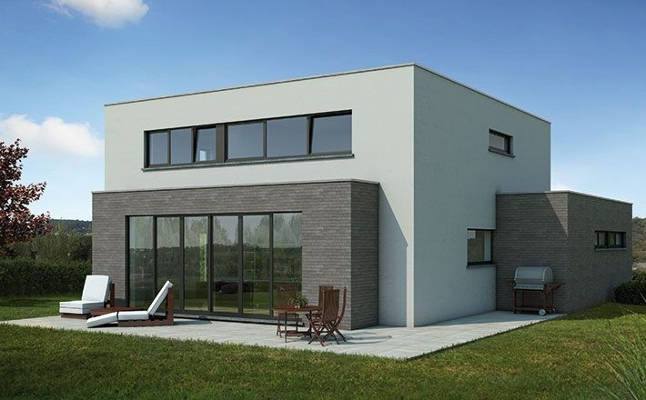Betonbouw koud en kil of modern en elegant architectuur en design woningen pinterest met - Deco huizen ...