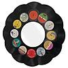 RECORD CLOCK   LP, Vintage Vinyl, Timepiece, Wall Art   UncommonGoods  $38: Mirror Idea, Records Mirror, Lp Records, Wall Mirror, Lp Mirror, Vintage Vinyls, Gifts Idea, Vinyls Records, Vinyls Mirror