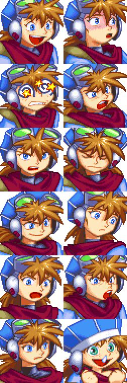 Grandia (1997, PS1) - Justin, Justin's Son (i hardly EVER liked the guy protaganists in rpgs...Justin tho was AWESOME. c)