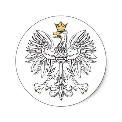 White Gold Eagle
