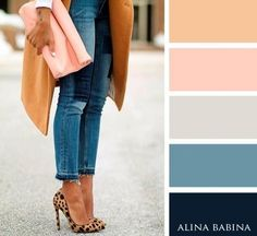 15 Combinaciones de colores para tu ropa inspiradas en el otoño