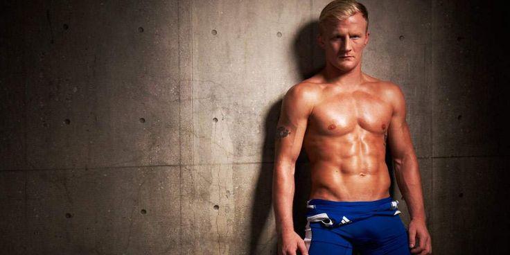 Stig André Bergen, første OL-medalje i bryting på 24 år! Grattis