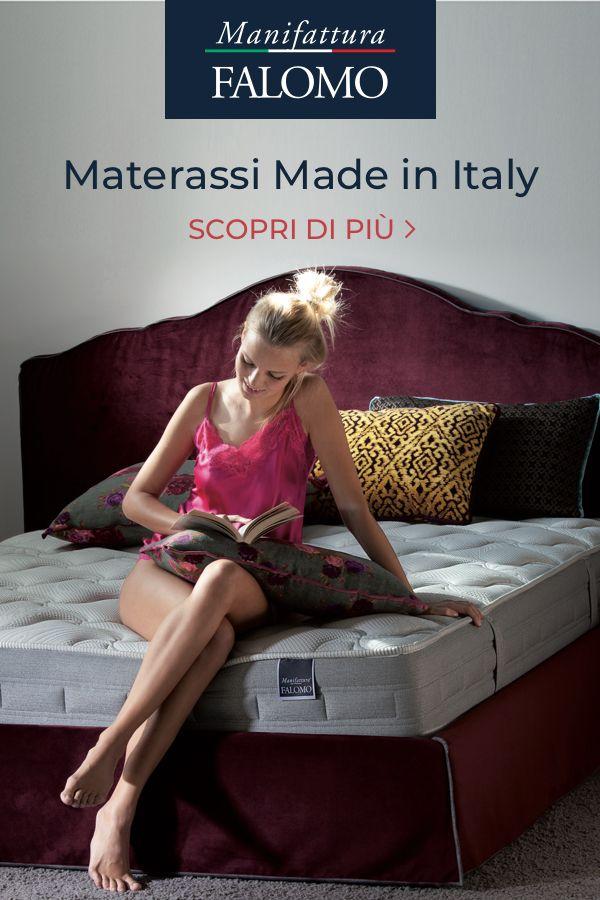 Materassi Made In Italy.Scopri I Materassi Made In Italy Manifattura Falomo Madeinitaly