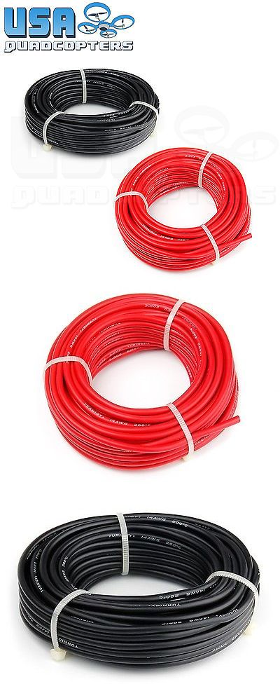 17 best ideas about rc vehicles rc cars rc trucks switches connectors and wires 182178 60ft 14awg turnigy felixible silicone copper wire high strand