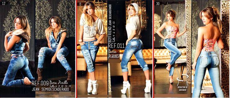 141201 - Jeans & Chaquetas / VENTAS POR CATALOGO