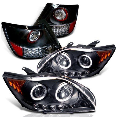 Rxmotoring 2005-2010 Scion Tc Headlights/tail lights