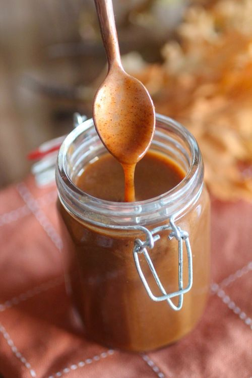 Sugar Free Pumpkin Spice Syrup | use for lattes, flavored coffees, pancakes...endless possibilities.