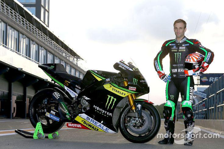 Johann Zarco, Monster Yamaha Tech 3 ✌