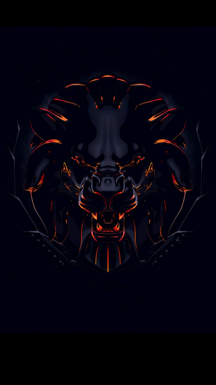 I share you this animated lion's head picture as one of the coolest badass wallpapers for Android phones. This wallpaper is the #17 of all 40 badass wallpapers. It's featured with cool dark colored background with an animation of lion's head. I think that this wallpaper will be a perfect choice for your 5-inch screen …