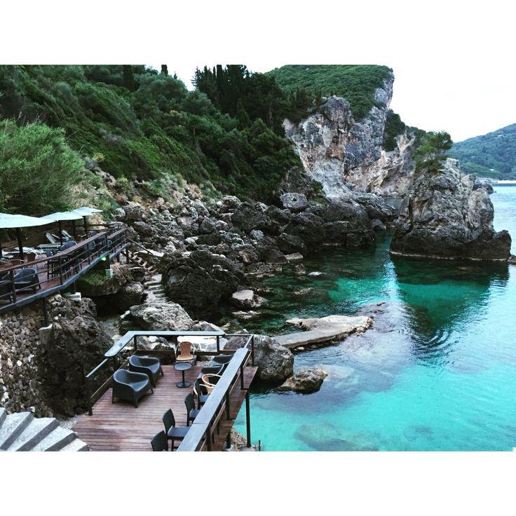 La Grotta Bar, Corfu