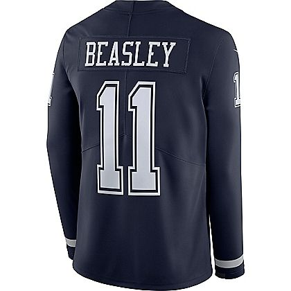 60fd95d3b Dallas Cowboys Cole Beasley  11 Nike Therma Jersey