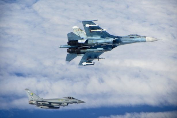 Baltık Denizi'nde ABD-Rusya gerginliği