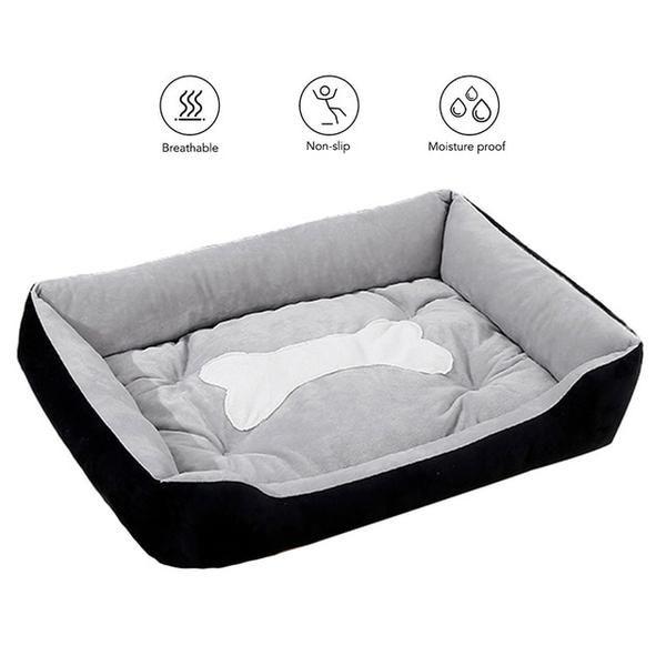 Dog Bed Soft Warming Mat Dog Bed Dog Cushions Mini Puppies