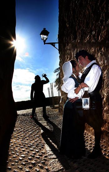 Visitas teatralizadas en Dalt Vila. Ibiza