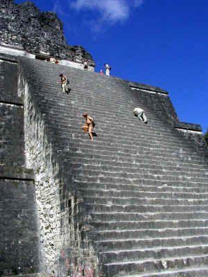 Central America :: Tikal.