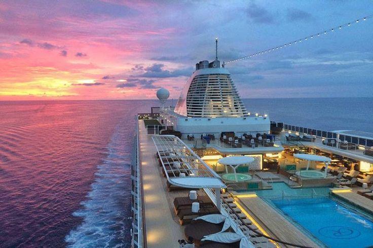 Regent Seven Seas Cruises: da maggio il nuovo programma Wellness nelle crociere del Mediterraneo