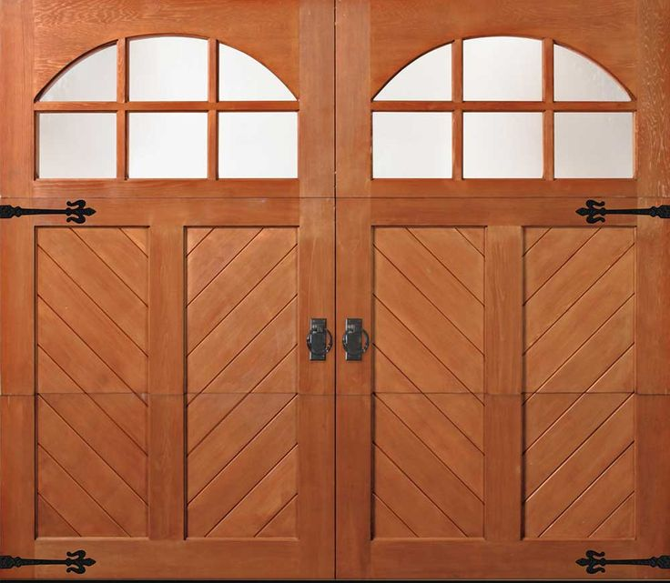 41 best wood carriage house garage doors images on for Wood carriage garage doors