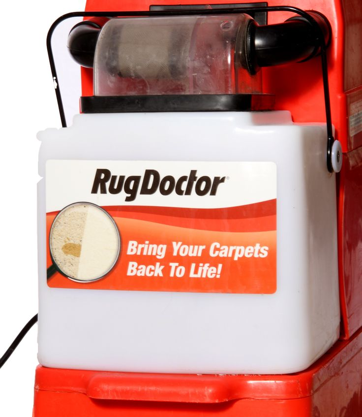 rent a rug doctor carpet cleaner to give your carpet a deep and efficient clean