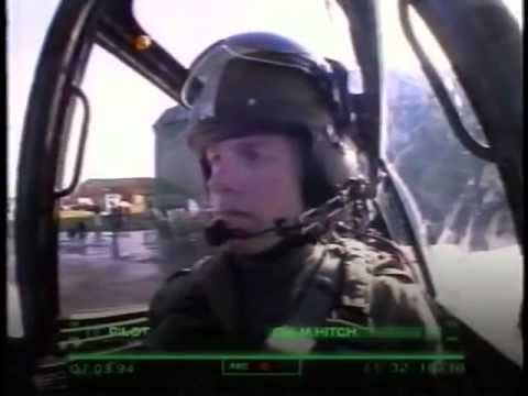 Flying Soldiers episode 1 - BBC 1997 documentary about trainee army heli...
