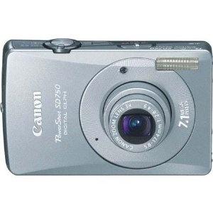 Canon Powershot Sd750 Digital Elph Camera Silver Refurbished By Canon U S A Electronics Http 234 Powertooldragon Com Redirector Php P B0012yf9gs B001