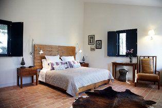 Fazenda Nova, Estiramantens, in Algarve, Portugal is one of the Sweet Seven Heavenly European Inns according to Elaine Glusac | New York Times - October 14, 2014 Sweet Dreams in Seven Heavenly European Inns - NYTimes.com