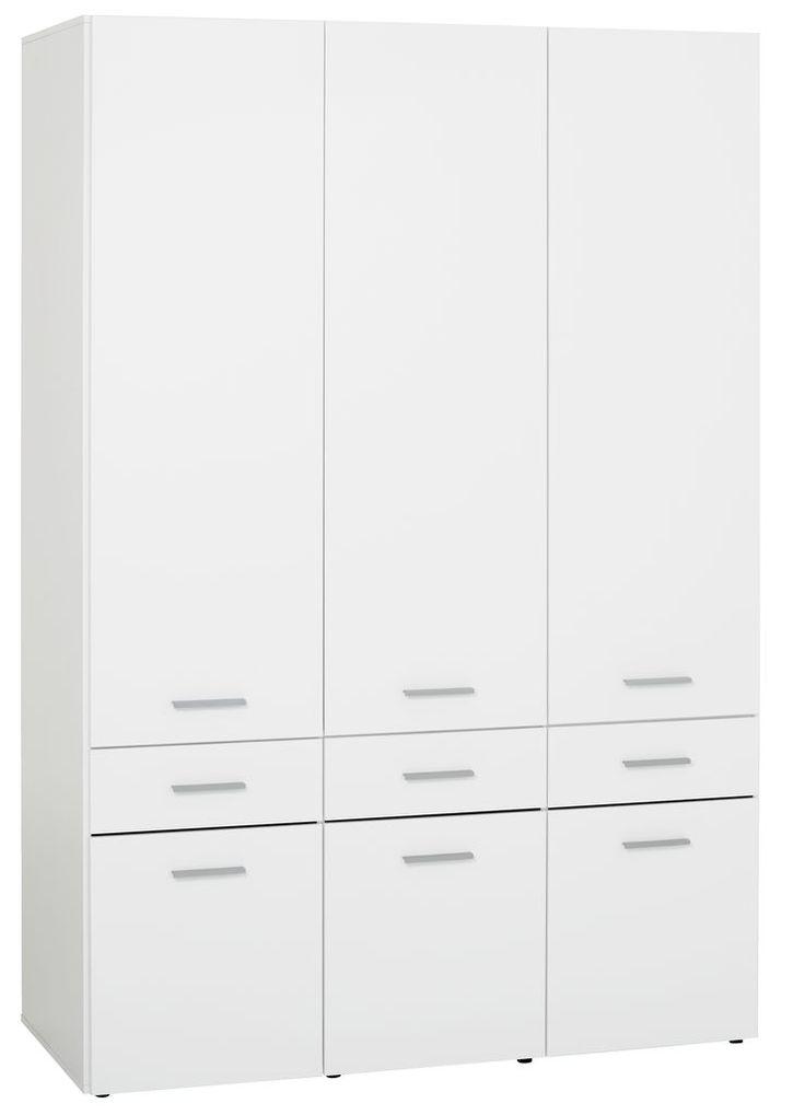 25+ bästa Garderob vit idéerna på Pinterest Garderob vit ikea, Förvaring garderob ikea och