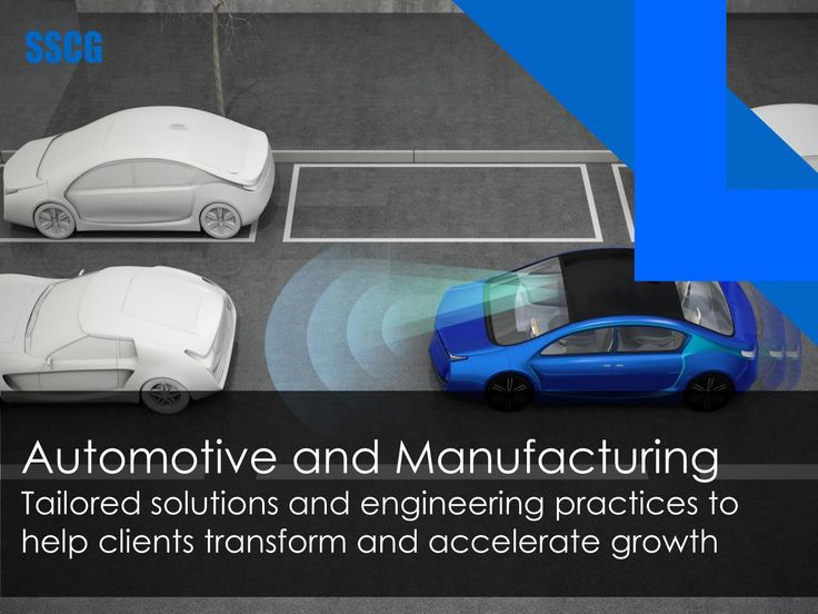 SSCG Automotive and Manufacturing Services