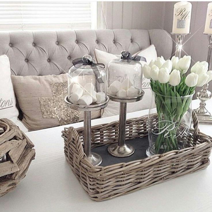 salon gris et blanc - Salon Gris Et Blanc