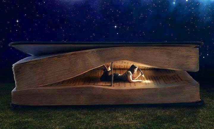 Lost between the pages of a book. https://www.facebook.com/chrisgurney.author?ref=tn_tnmn