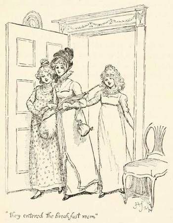 Jane Austen - Orgoglio e pregiudizio, Vol. I - cap. 20 (20)