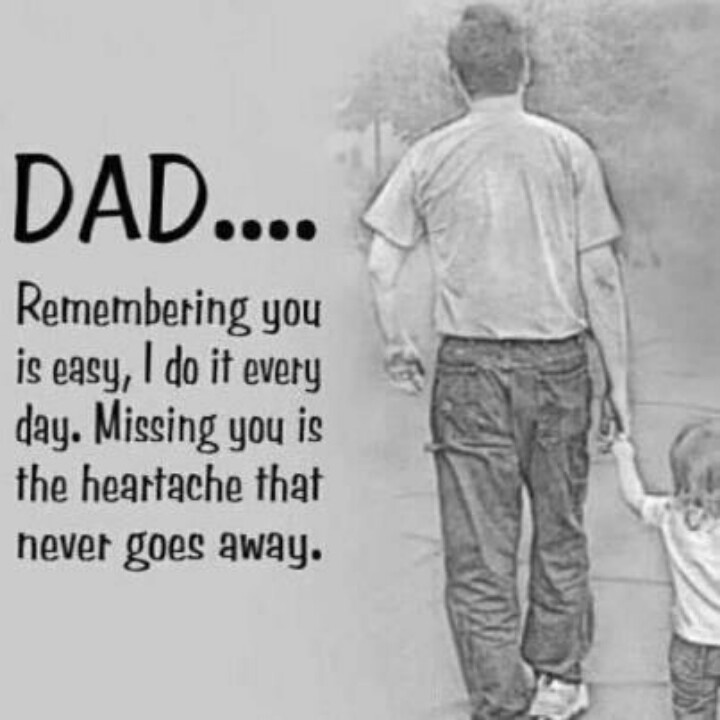Miss My Dad Passed Away 5 Years Today And Loving You Always