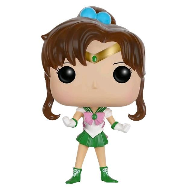 Statuetta decorativa Sailor Jupiter del brand Funko collezione Pop!.