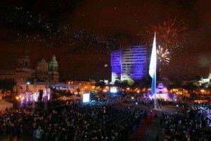 Celebración del Día de la Independencia de Guatemala