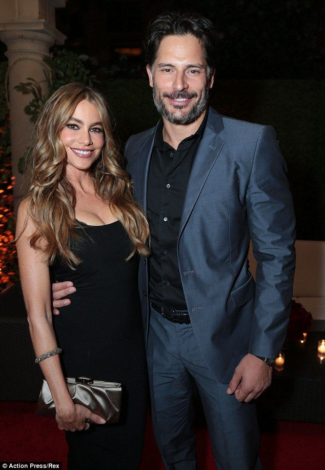 Sofia Vergara & Joe Manganiello ~ hottest new couple evah!