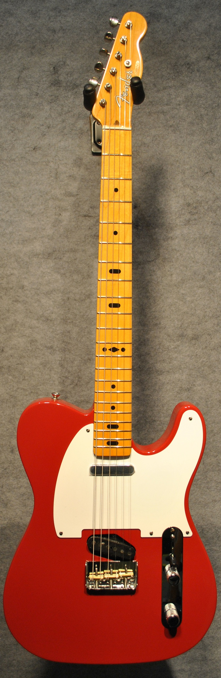 Fender G.E. Smith Signature Telecaster in Dakota Red Finish with Case - $1,749.99