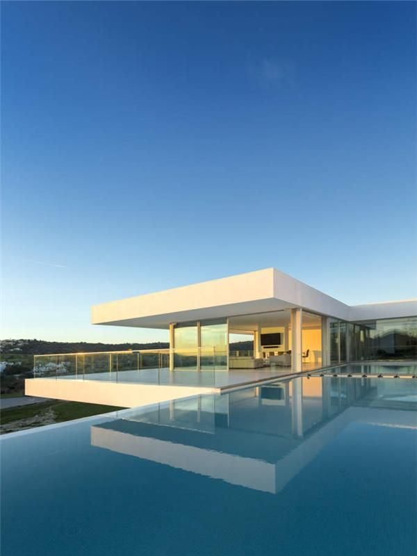 Villa Escarpa | Mario Martins Atelier   Beautiful Design Which Rivals Any 5  Star Property On