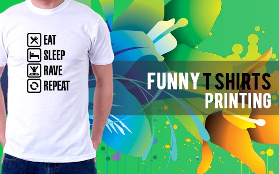 Gets hundreds of Funny Quoted T Shirts or Funny T Shirts Printed in Dubai in very affordable Price from Design 360 T Shirts Printing Company