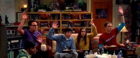 Here Are The 8 Best Bazingas From 'The Big Bang Theory' Premiere